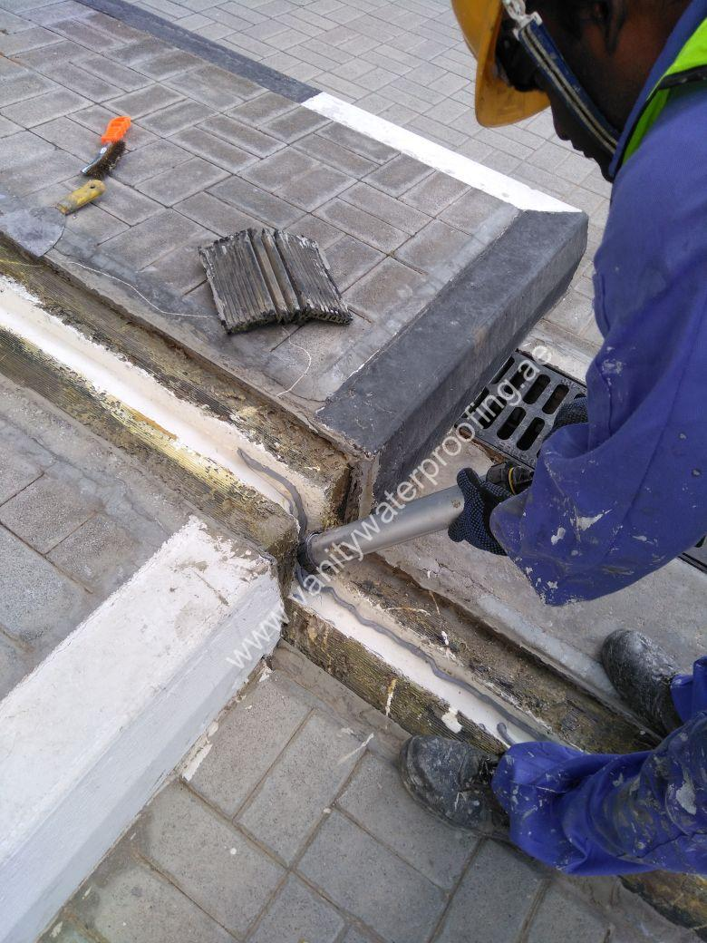 expansion joint waterproofing company in dubai