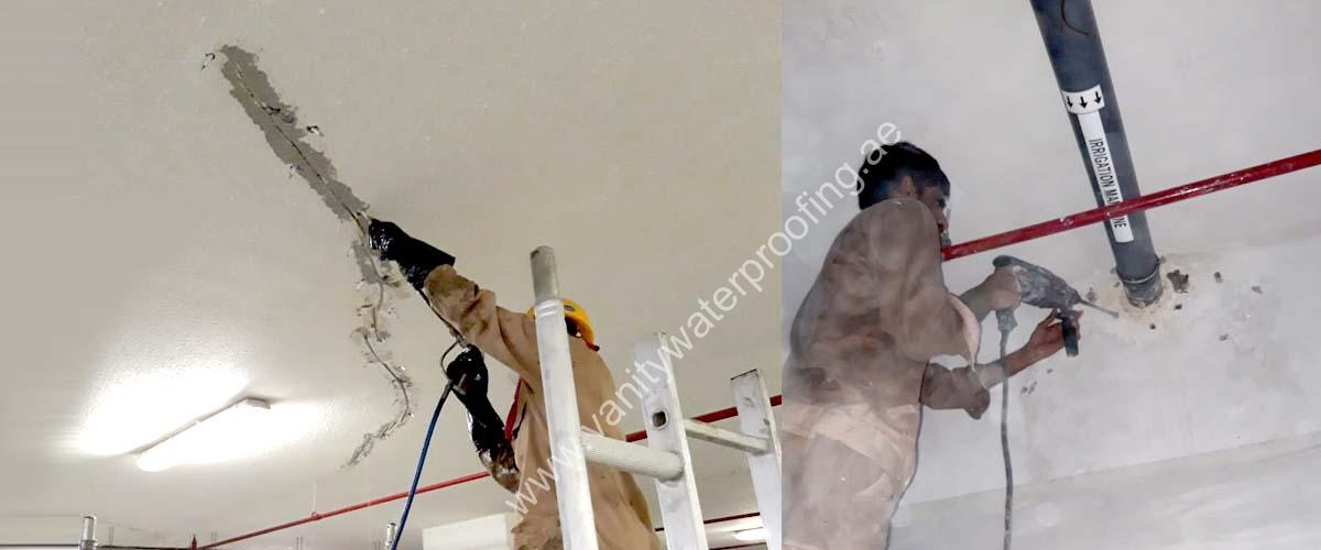 injection waterproofing services in dubai uae