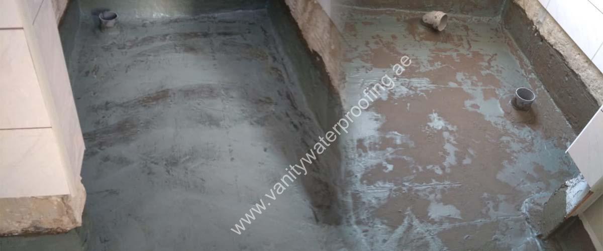 wet areas waterproofing services in dubai uae