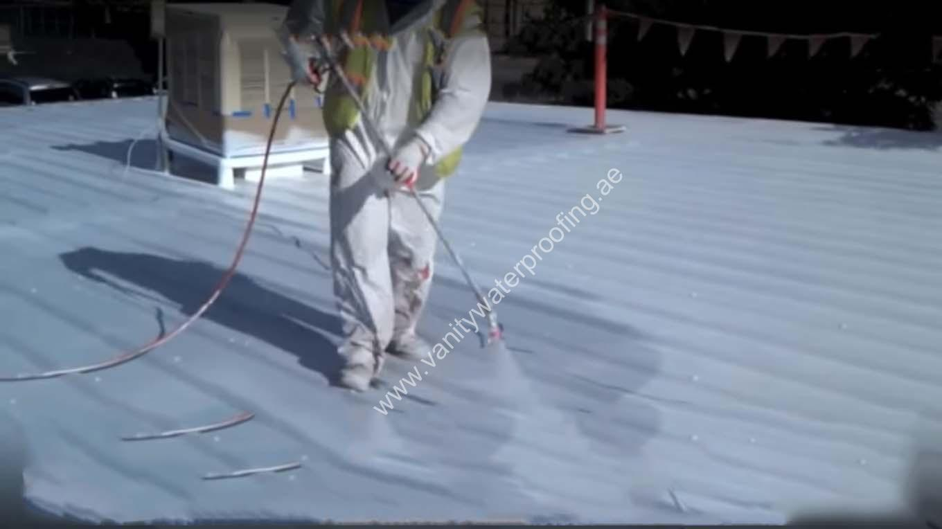 Heat Insulation Coating services in dubai and uae