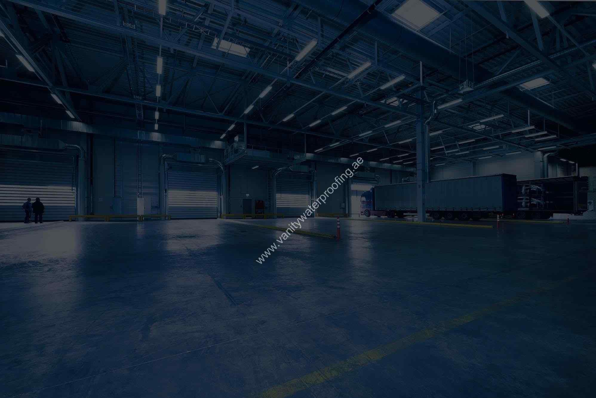 Epoxy flooring coating service uae