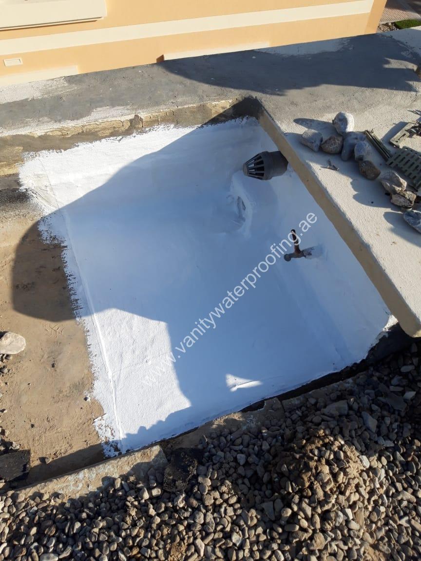 Roof Drain Waterproofing service ajmaan uae