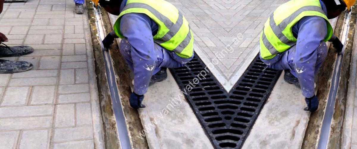 expansion joint waterproofing services in dubai uae