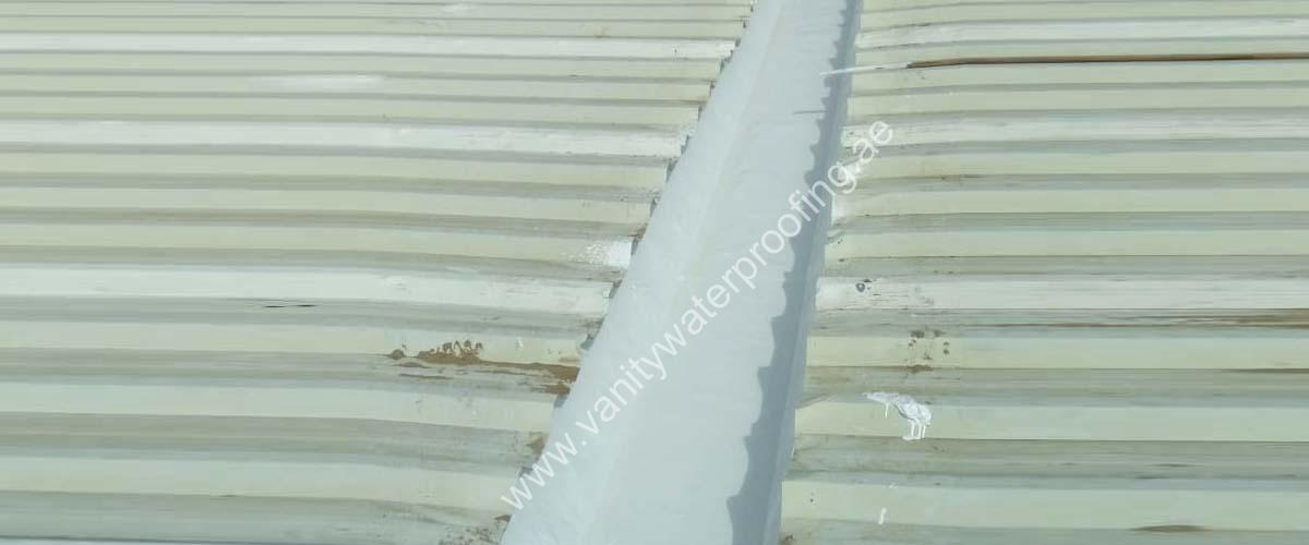 roof gutter waterproofing service in dubai