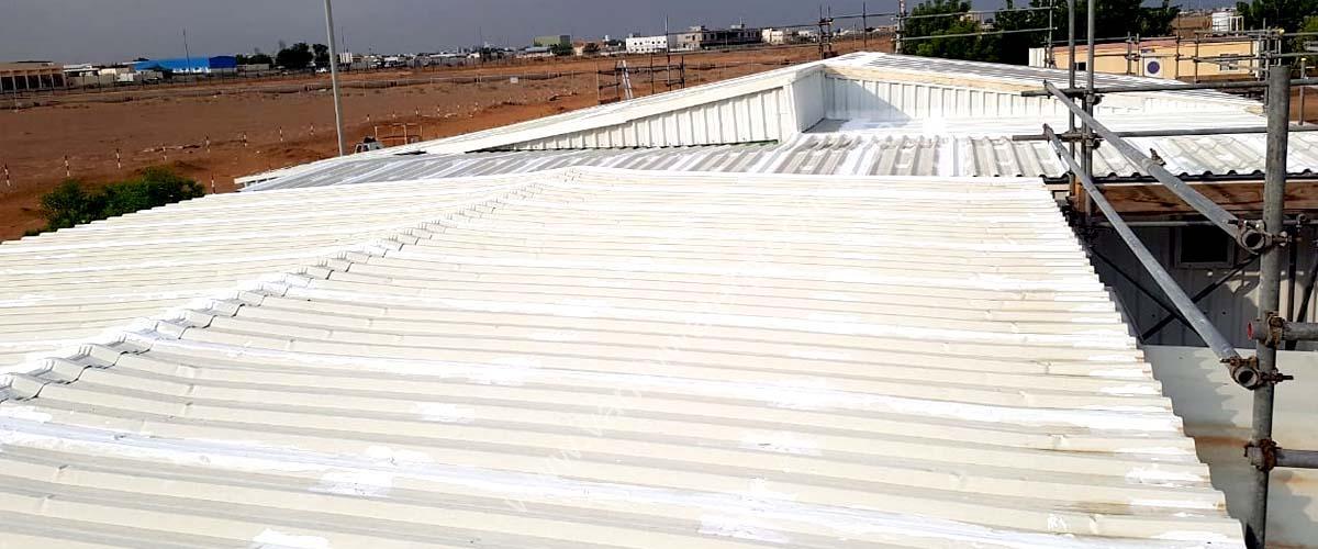 roof waterproofing service in dubai