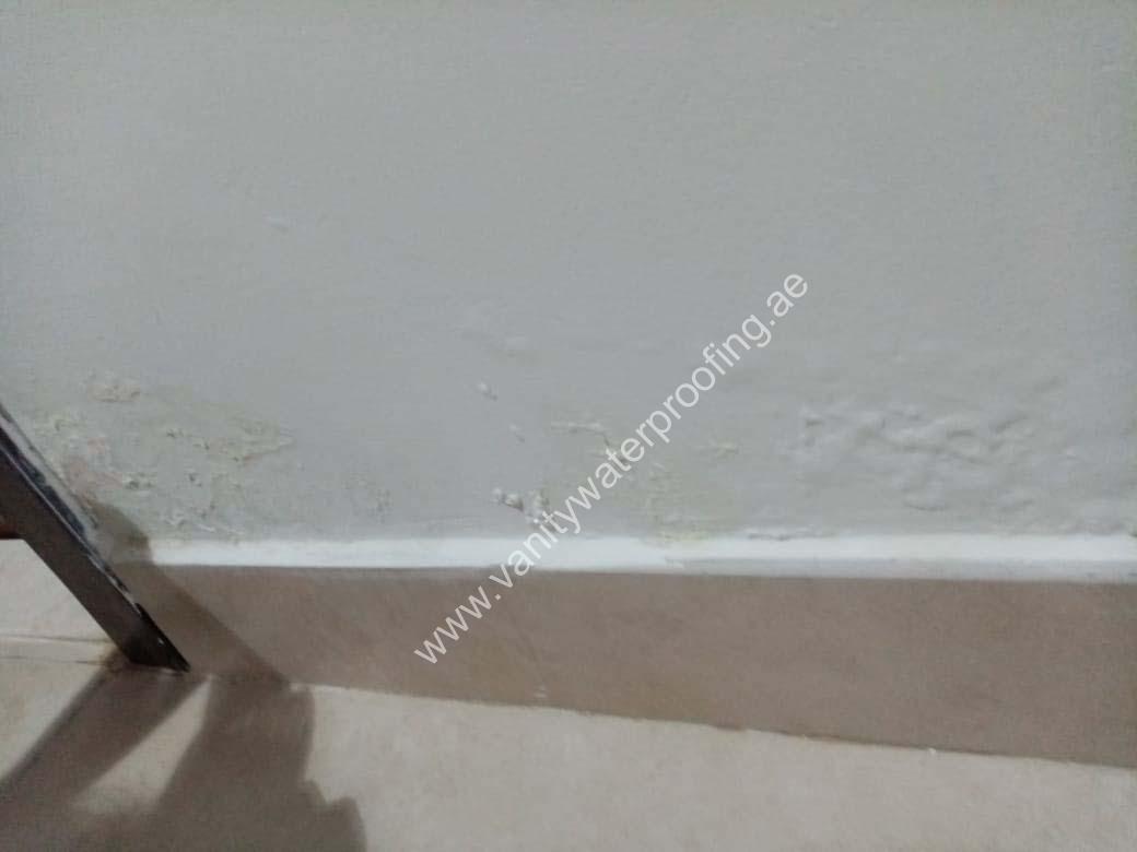 Dampness Treatment works in dubai uae