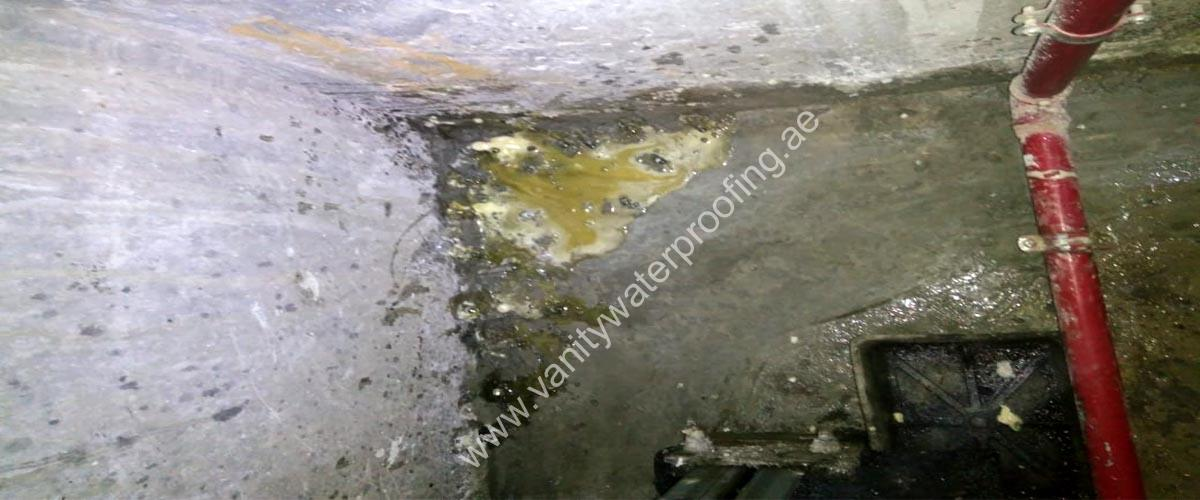 Elevator Pit Waterproofing company ajman dubai uae
